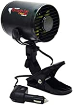 12 Volt Tornado Fan With Mounting Clip