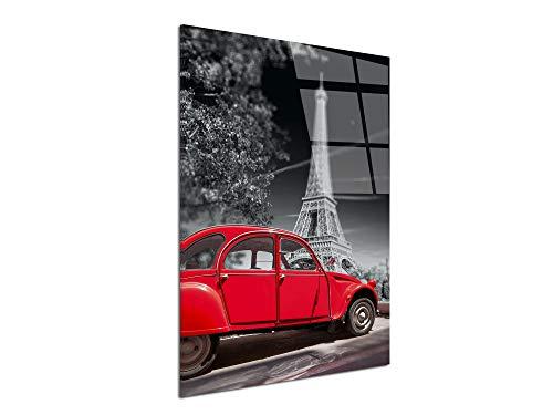 DECLINA - Cuadro plexiglás decorativo de pared, impresión sobre cristal acrílico, cuadro...