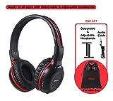 Best DVD Headphones - 1 Pack of IR Wireless Headphones for Car Review
