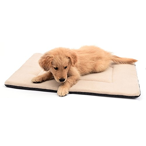 """DERICOR Dog Bed Crate Pad 36"""" Beds Dog Supplies Top"""
