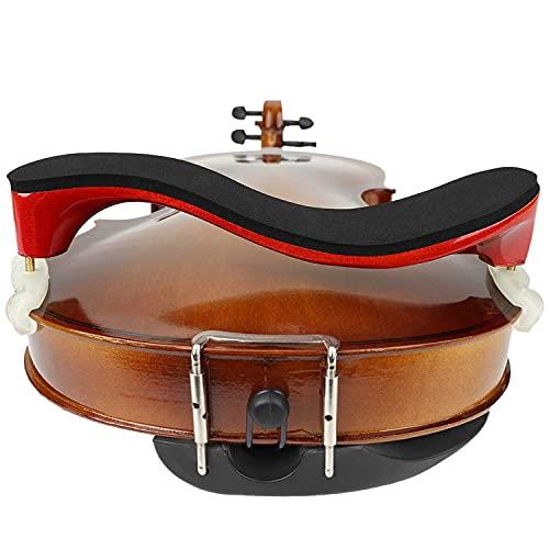 LMS Violin Shoulder Rest for 3/4 Size 4/4 Size,...