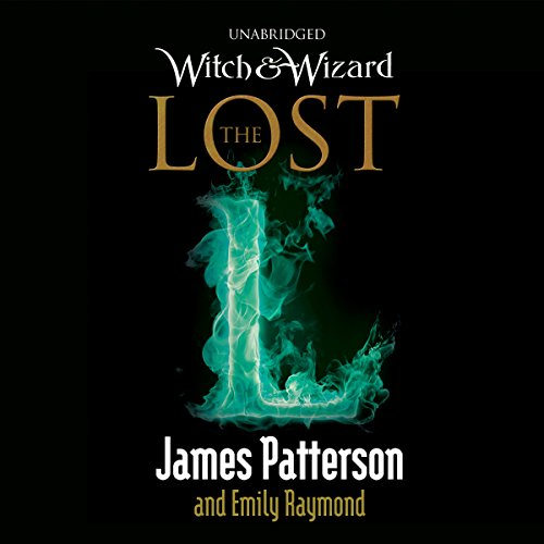 Witch & Wizard: audiobook cover art