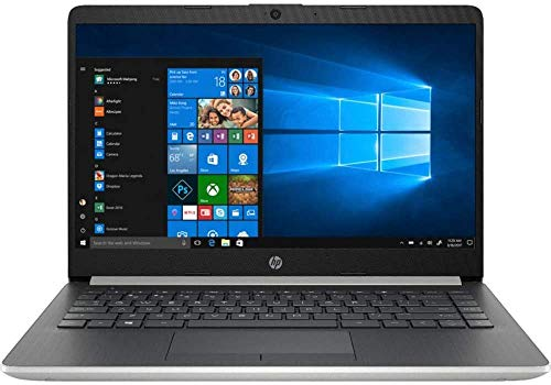 2020 HP 14' HD Premium PC portátil AMD Ryzen 3 3200U, 8GB DDR4 de memoria, 256GB SSD, Bluetooth, Windows 10, plata