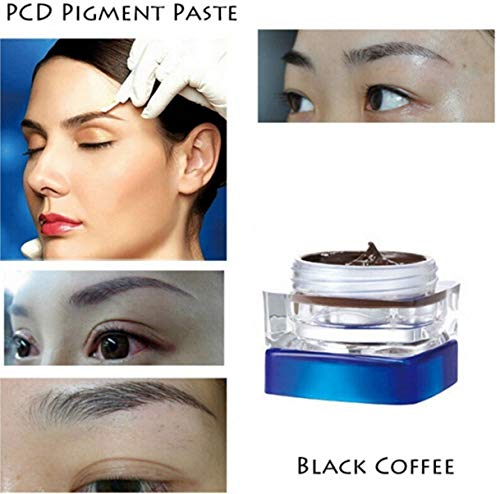 5ml Permanent Makeup PCD Ink Pigment, Tattoo Micro Cosmetic Micropigmention