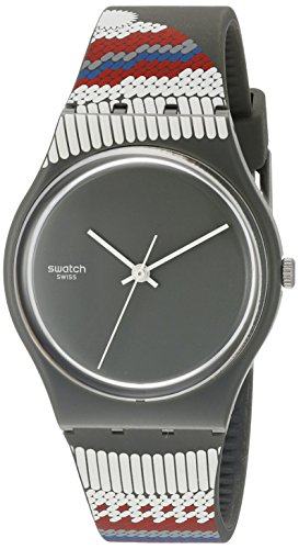 Swatch Gornergrat Uhr Analog Silikon GM183