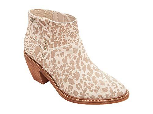Roxy Wynette LX Ankle Boot Beige 9 M
