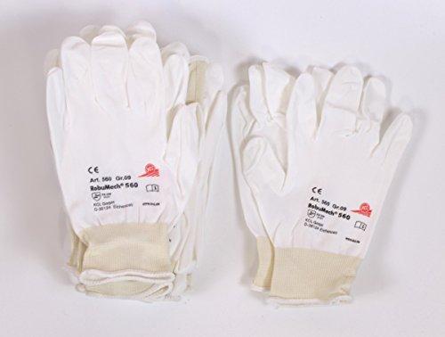 KCL Handschuhe RobuMech 560 HONEYWELL Gr. 9 Arbeitshandschuhe Schutzhandschuhe, Menge:12 Paar