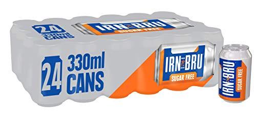 Irn-Bru Sugar Free 8 x 330ml