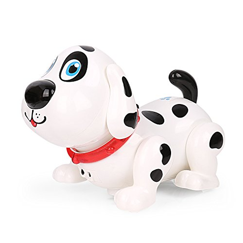 GDMONIN Electronic Dog, Touch with Chasing, Walking, Dancing, Music, Interactive and Induction Toys...