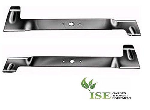 Ise® Set von Ersatz-Klingen für links und rechts Honda HF 2620ersetzt Teilenummern: 182004342/0und 182004343/0