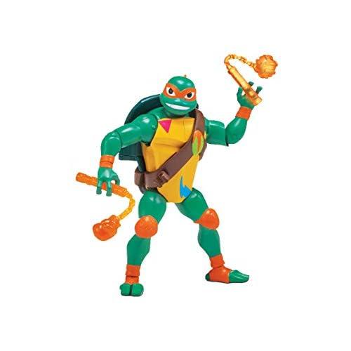 Giochi Preziosi Teenage Mutant Ninja, Turtles Rise Off, Personaggi Base, Storage Mikey