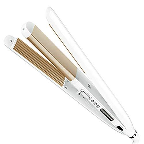 DOBO Piastra capelli SK230 donna lisciante effetto friseè frisè doppio utilizzo 2 in 1 casa piega lisci mossi onde temperatura max 230° portatile