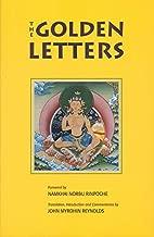 The Golden Letters: The Three Statements of Garab Dorje, First Dzogchen Master