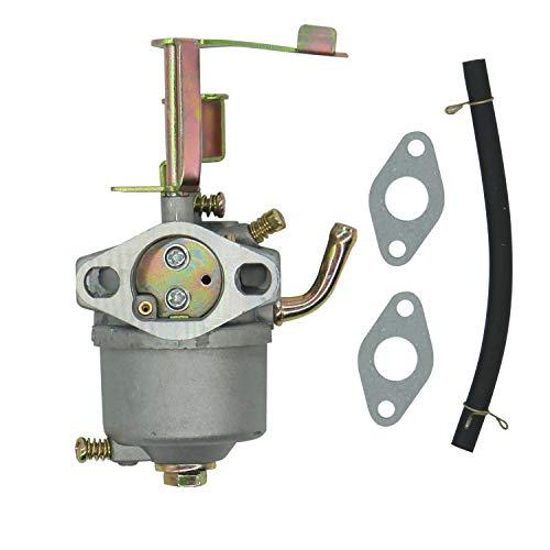 Weelparz PM0141200(98CC) Carburatore Compatibile con Powermat e Portatile Generatore A Benzina 1500W 1200W