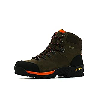 Aigle Altavio Mid Gore-Tex, Chaussures de Chasse Homme, Marron (Sepia), 46 EU