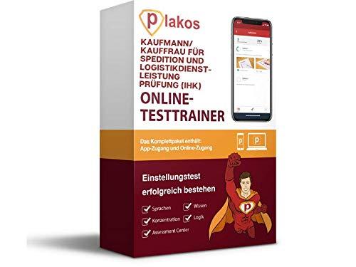 Kaufmann/Kauffrau für Spedition und Logistikdienstleistung Prüfung Online-Testtrainer: Interaktive und authentische Aufgaben und Tests
