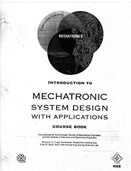 Introduction to mechatronic system design with applications  Course book