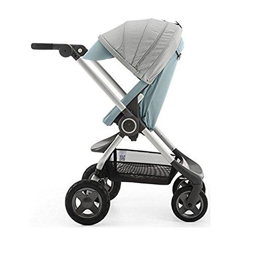 Stokke Scoot Stroller - Aqua Blue