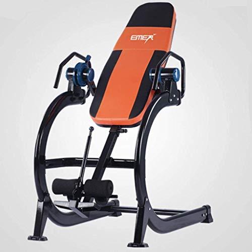 Tabla Invertida Profesional/Carga máxima de 150 kg, Marco de Acero, previene el Dolor de Espalda y la tensión Muscular, Aumenta la circulación sanguínea BTZHY