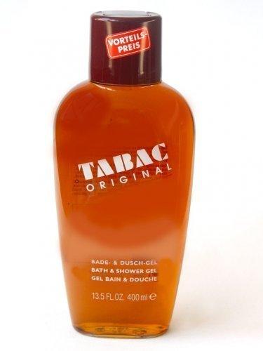 Tabac Original by Maurer & Wirtz for Men. Bath & Shower Gel 13.2 Oz / 400 Ml by Maurer & Wirtz