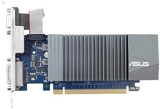 ASUS GeForce GT 710 - Tarjeta Gráfica (NVIDIA, GeForce GT 710, 2560 x 1600 Pixeles, 954 MHz, 1 GB, GDDR5)
