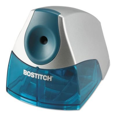 Bostitch Personal Electric Pencil Sharpener, Blue SO12