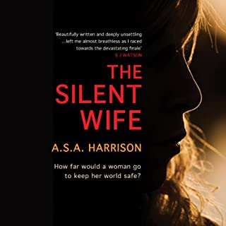 The Silent Wife                   By:                                                                                                                                 A. S. A. Harrison                               Narrated by:                                                                                                                                 Emily Pennant-Rea                      Length: 7 hrs and 39 mins     195 ratings     Overall 3.7
