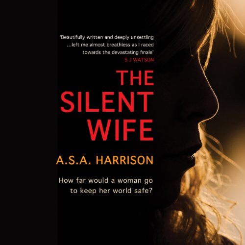The Silent Wife audiobook cover art
