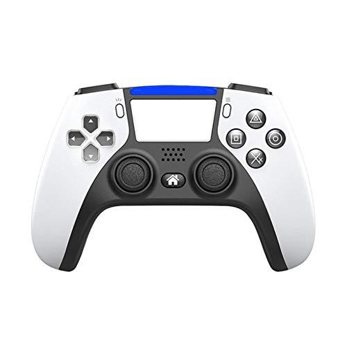 RHGEIUCY Rugeucía Gamepad móvil Bluetooth Gamepad Shape Gamepad Joystick Gamepad (Color : Black)