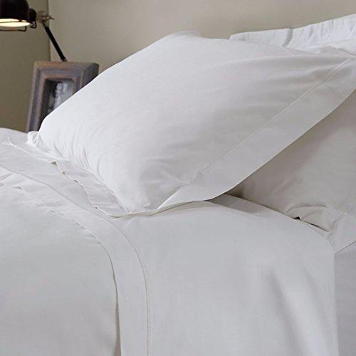 Sábanas bajeras de algodón egipcio de 600 hilos, sábanas bajeras ...