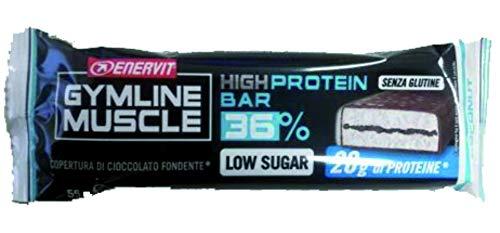 ENERVIT GYMLINE HIGH PROTEIN BAR 36% COCONUT
