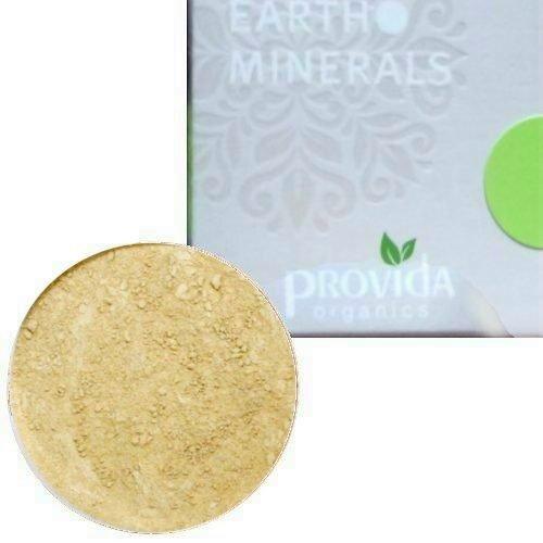 provida Earth Minerals Satin Foundation Golden 3, contenu 6 G