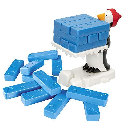 ColorBaby - Construcciones para niños juego bloques pingüino loco CB Games (46643)
