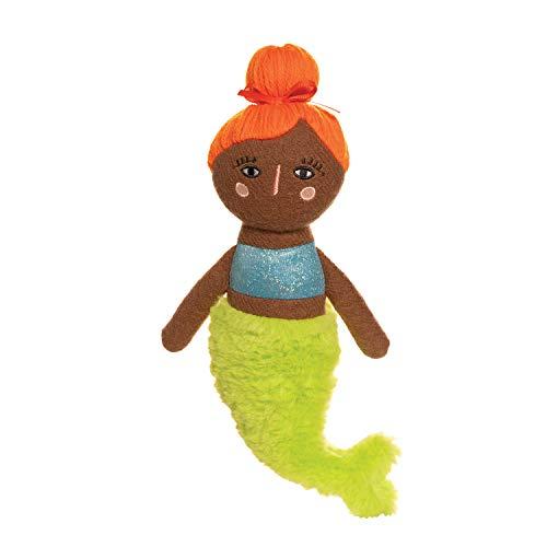 "Manhattan Toy Under The Sea Lorelei Mermaid 10"" Soft Doll -  218050"