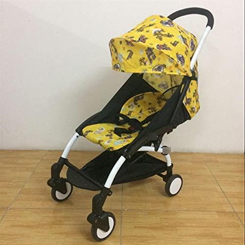 HZPXSB Cochecito de Cochecito de bebé Portátil Cochecito Plegable bebé Ligero Prom Prom CARRIO Carro DE Carro DE Carro DE Caja DE BEBÉ (Color : 2)