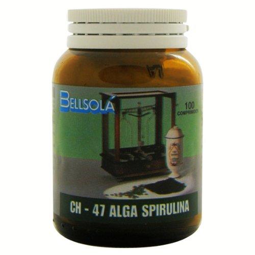 Bellsola Ch47 Spirulina 100Comp 1 Unidad 300 g