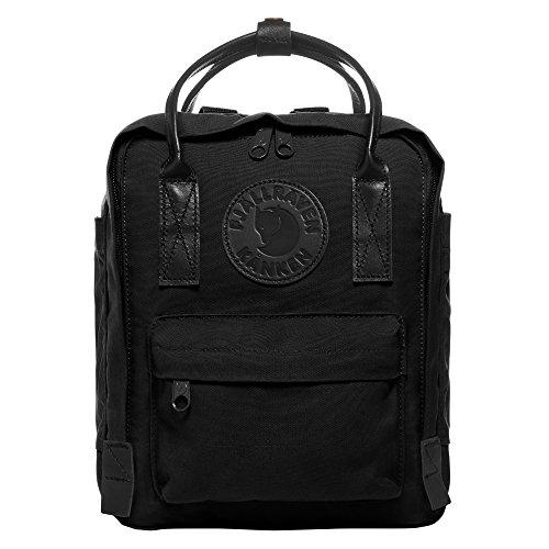 Fjallraven Kånken No. 2 Black Mini Backpack, Unisex Adulto, Negro, OneSize