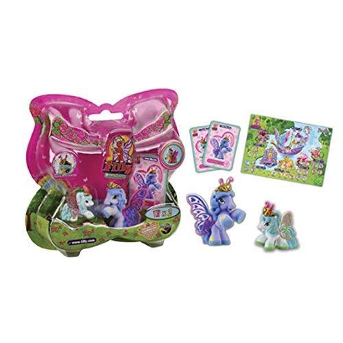 Filly 02500 - Butterfly Pferde zum Sammeln, Mutter und Kind