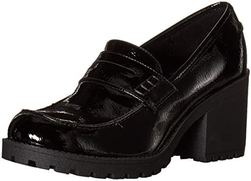 Dirty Laundry womens Heeled Loafer Black 9 US product image