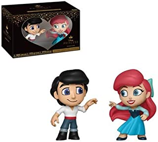 Funko Mystery Minis: Disney Royal Romance -Little Mermaid Eric and Ariel