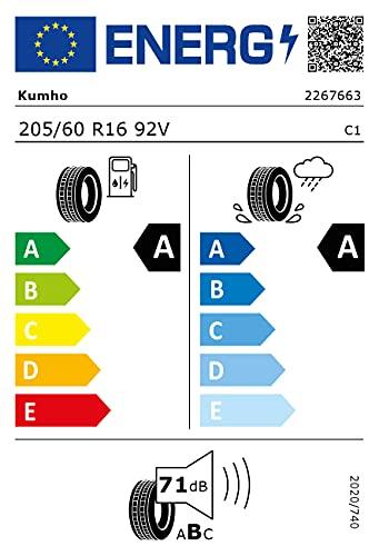 205/60VR16 KUMHO TL PS71 92V *E.