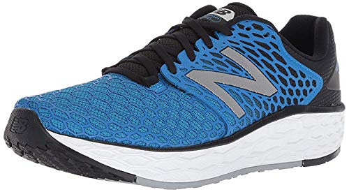 New Balance Men's Fresh Foam Vongo V3 Running Shoes, Blue (Laser Blue/Black...