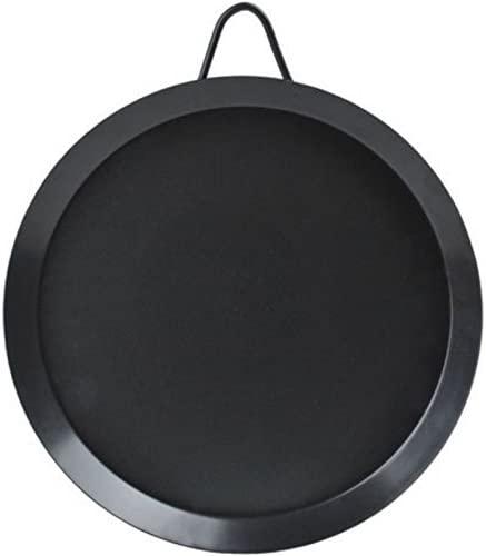 """high quality Made in Mexico Authentic Grerona Mexican Comal Griddle Acero Carbono Redondo high quality Round Carbon high quality Steel W/Hanger 8"""" outlet sale"""