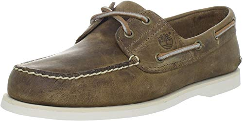 Timberland Icon Classic 2-Eye, Chaussures Bateau homme - marron (Cactus Roughcut 1002R), 40 EU (7 US)