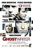 The Ghost Writer - EWAN McGregor - Slovakia – Movie Wall
