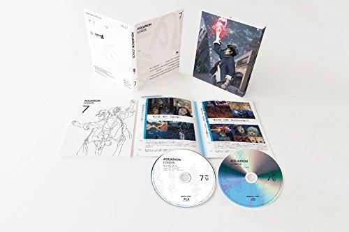 アクエリオンロゴス Vol.7 [Blu-ray]
