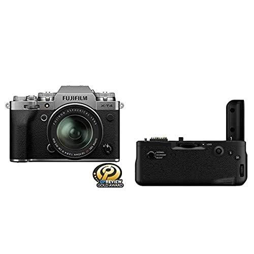Fujfilm X-T4 Mirrorless Digital Camera XF18-55mm...