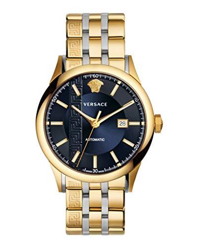 Versace V18050017 Aiakos automatisch heren horloge 44 mm
