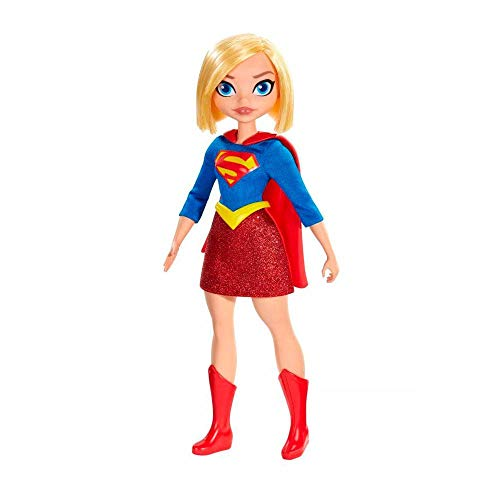 Boneca Dc Super Hero Girls Supergirl – Mattel