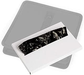 KMMOTORS 30 Pieces Plastic Bags for Jopps Car Garbage Bin (Plastic Bags Pack)